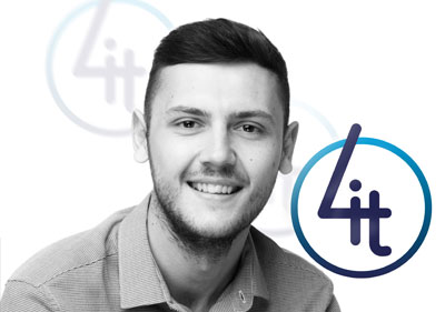 Luke Stones - Business Development Executive