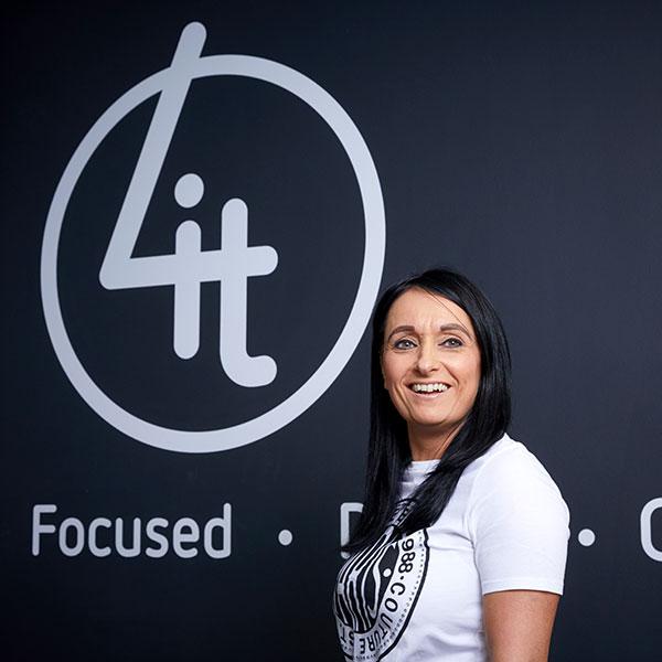 Amanda Juniper - Business Support Manager