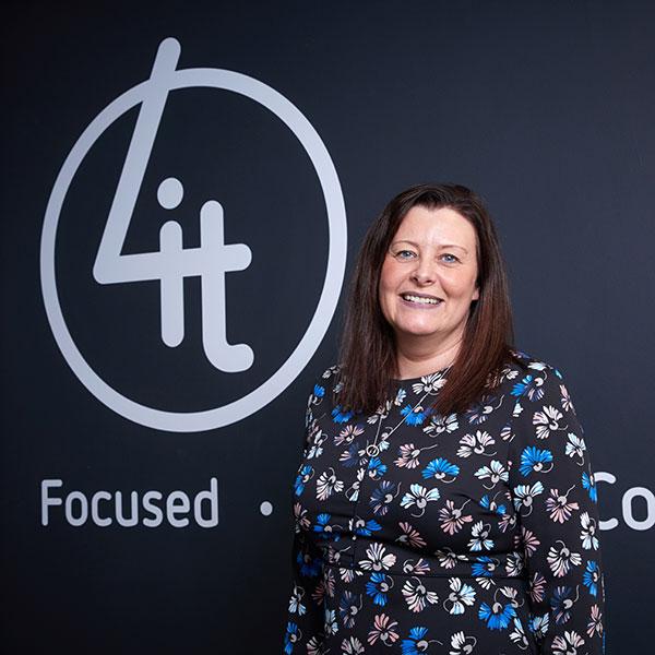Ruth Paxton - Senior Resourcing Specialist