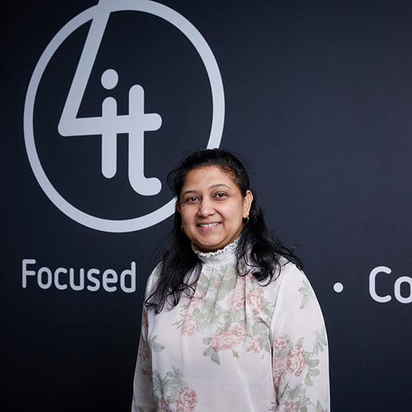 Uma Parvathy - Finance Assistant