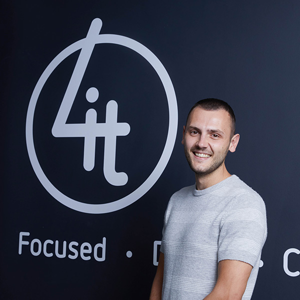 Luke Stones - Business Development Executive