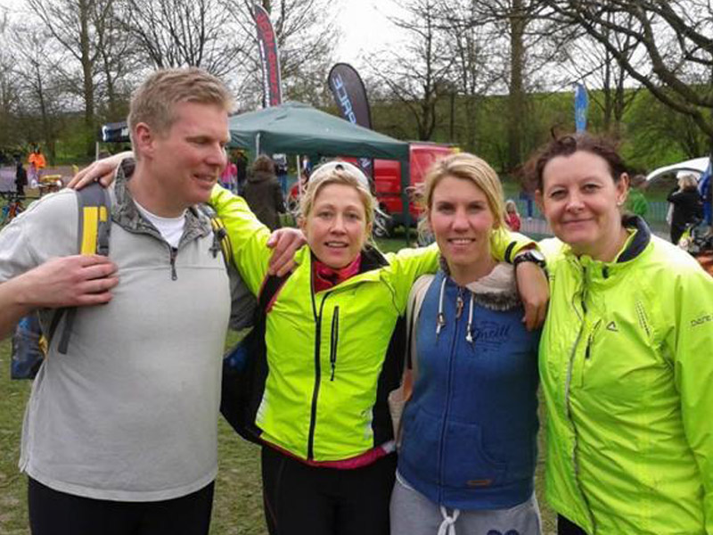 Skipton 2015 Triathlon